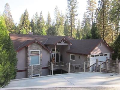 Bass Lake Single Family Home For Sale: 53918 Creekside Lane