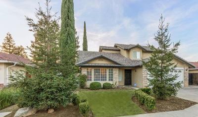 Clovis Single Family Home For Sale: 138 N Amber Avenue