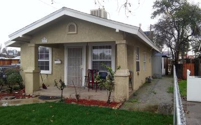 Fresno Single Family Home For Sale: 1592 N Calaveras Street