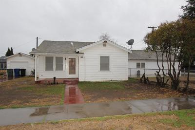 Sanger Single Family Home For Sale: 1907 4th Street