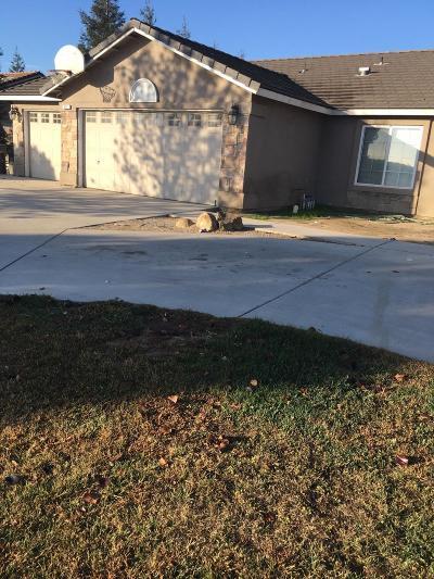 Kerman Single Family Home For Sale: 625 S Goldenrod Avenue