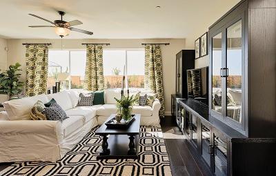 Clovis Single Family Home For Sale: 2636 Griffith Ave