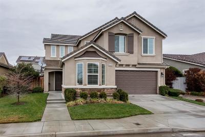 Clovis Single Family Home For Sale: 3435 Bellaire Avenue