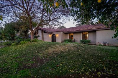 Fresno Single Family Home For Sale: 3753 W Locust Avenue