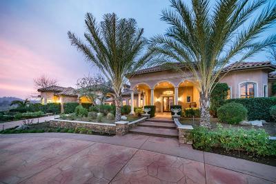 Clovis CA Single Family Home For Sale: $1,349,000
