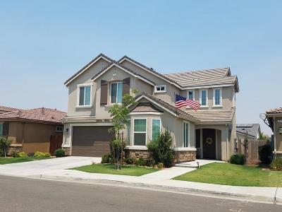 Clovis Single Family Home For Sale: 3489 Sussex Way