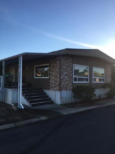 Fresno County Mobile/Manufactured For Sale: 2706 W Ashlan #125