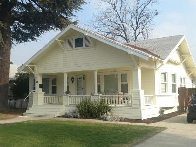 Selma CA Single Family Home For Sale: $204,500