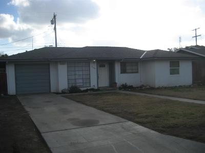Tulare Single Family Home For Sale: 1135 E Sierra Avenue