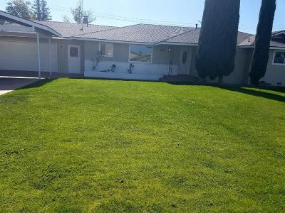 Fresno Single Family Home For Sale: 1099 W Barstow Avenue