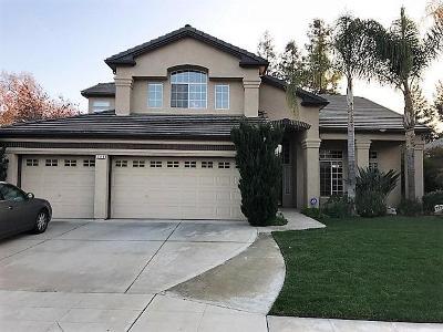 Clovis Single Family Home For Sale: 2514 Twain Avenue