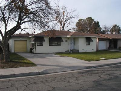 Fresno Single Family Home For Sale: 2703 N Eighth Street