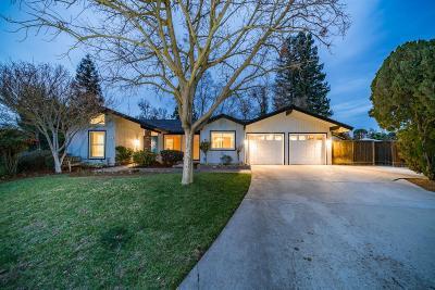 Fresno Single Family Home For Sale: 123 E Trenton Avenue