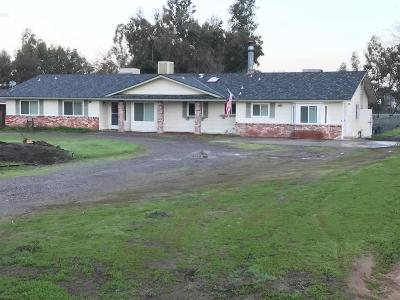 Madera CA Single Family Home For Sale: $351,999