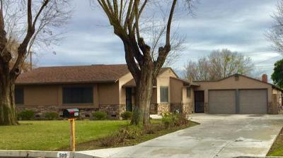 Madera Single Family Home For Sale: 505 Willis Avenue