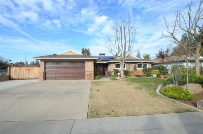 Fresno Single Family Home For Sale: 3166 W Barstow Avenue