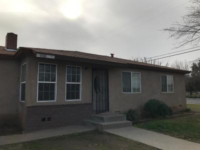 Madera Single Family Home For Sale: 900 Wessmith Way