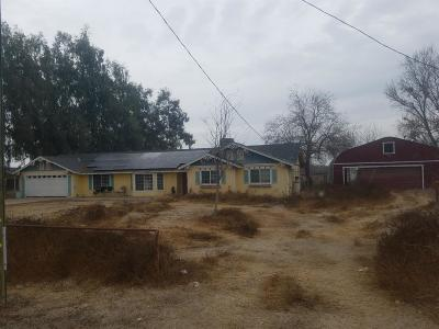 Hanford CA Single Family Home For Sale: $315,000