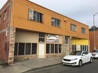 Fresno Multi Family Home For Sale: 517 N Fresno Street
