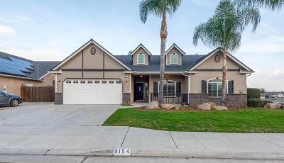 Fresno Single Family Home For Sale: 9154 N Ann Avenue