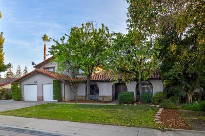 Fresno Single Family Home For Sale: 764 W Polson Avenue