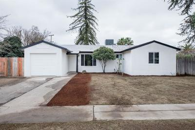 Fresno Single Family Home For Sale: 2612 E Richert Avenue