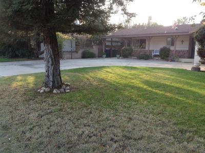 Fresno Single Family Home For Sale: 5485 N 7th Street