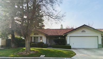 Fresno Condo/Townhouse For Sale: 7119 N Carnegie Avenue