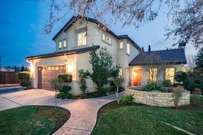 Clovis Single Family Home For Sale: 1760 Jordan