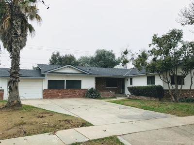 Fresno Single Family Home For Sale: 4379 N Van Dyke Avenue