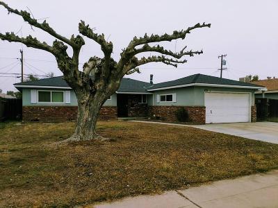 Clovis Single Family Home For Sale: 861 W San Gabriel Avenue