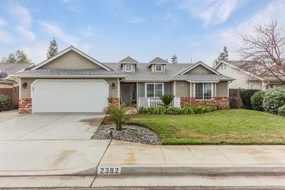 Clovis Single Family Home For Sale: 2382 Magill Avenue