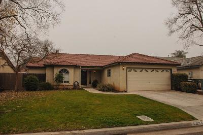 Fresno Single Family Home For Sale: 5475 N State Street