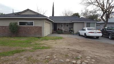 Fresno Single Family Home For Sale: 2952 E Dakota Avenue