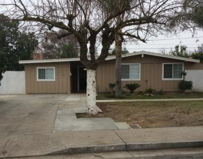 Selma CA Single Family Home For Sale: $179,000