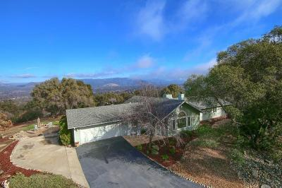 Coarsegold CA Single Family Home For Sale: $432,500