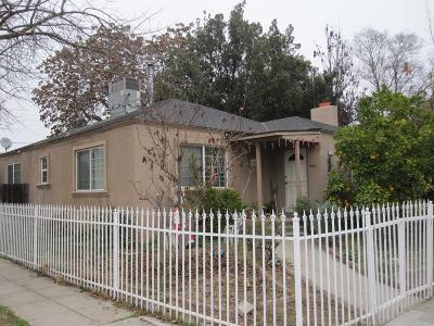 Fresno Single Family Home For Sale: 3405 E Olive Avenue