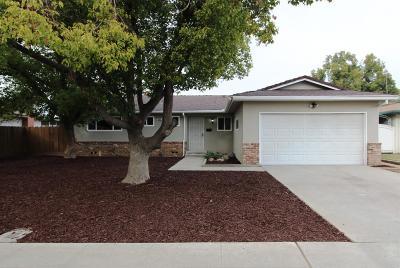 Clovis Single Family Home For Sale: 895 W Holland Avenue