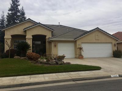 Fresno Single Family Home For Sale: 5604 W Everett Avenue