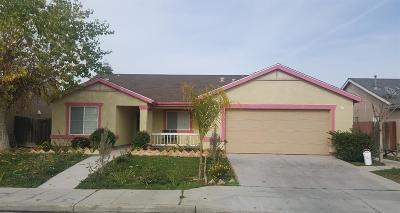 Fresno Single Family Home For Sale: 4068 W Weldon Avenue
