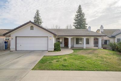 Madera Single Family Home For Sale: 2326 Beechwood Way