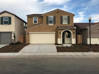 Clovis Single Family Home For Sale: 3433 Amanecer Avenue
