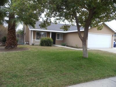 Kingsburg CA Single Family Home For Sale: $233,950