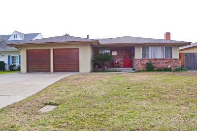 Clovis Single Family Home For Sale: 1124 2nd Street