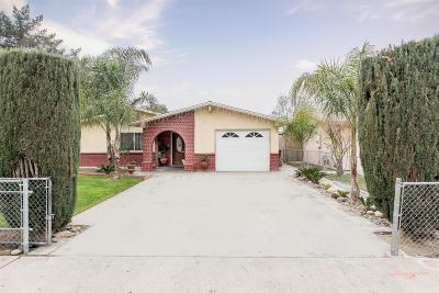 Kerman Single Family Home For Sale: 14549 W D Street