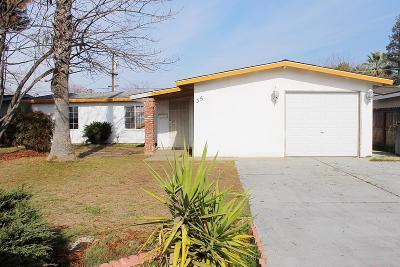 Clovis Single Family Home For Sale: 35 San Gabriel Avenue