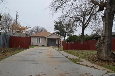 Madera Single Family Home For Sale: 1004 Bloker Street