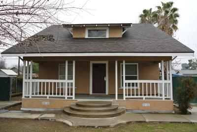 selma Single Family Home For Sale: 2630 B Street