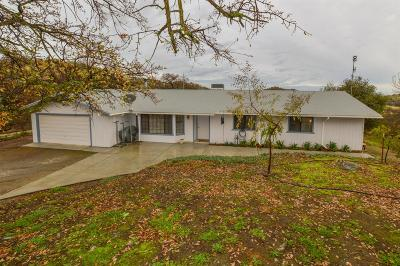 Clovis Single Family Home For Sale: 26106 Pittman Hill Road
