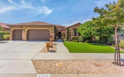 Clovis Single Family Home For Sale: 3252 Purvis Avenue
